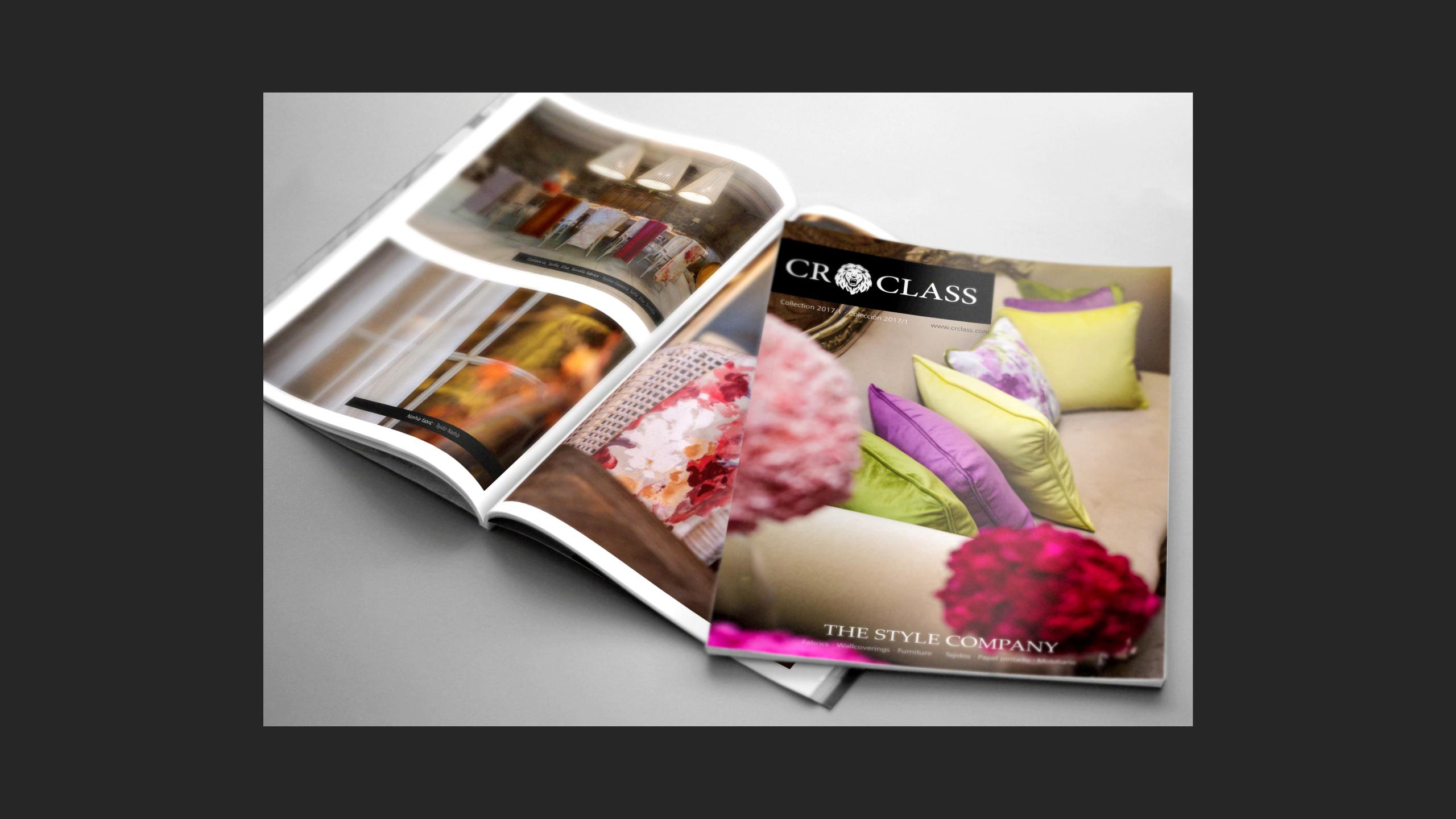 Diseño CR Class Revista impresa promocional 3 v2 perceptual adobe