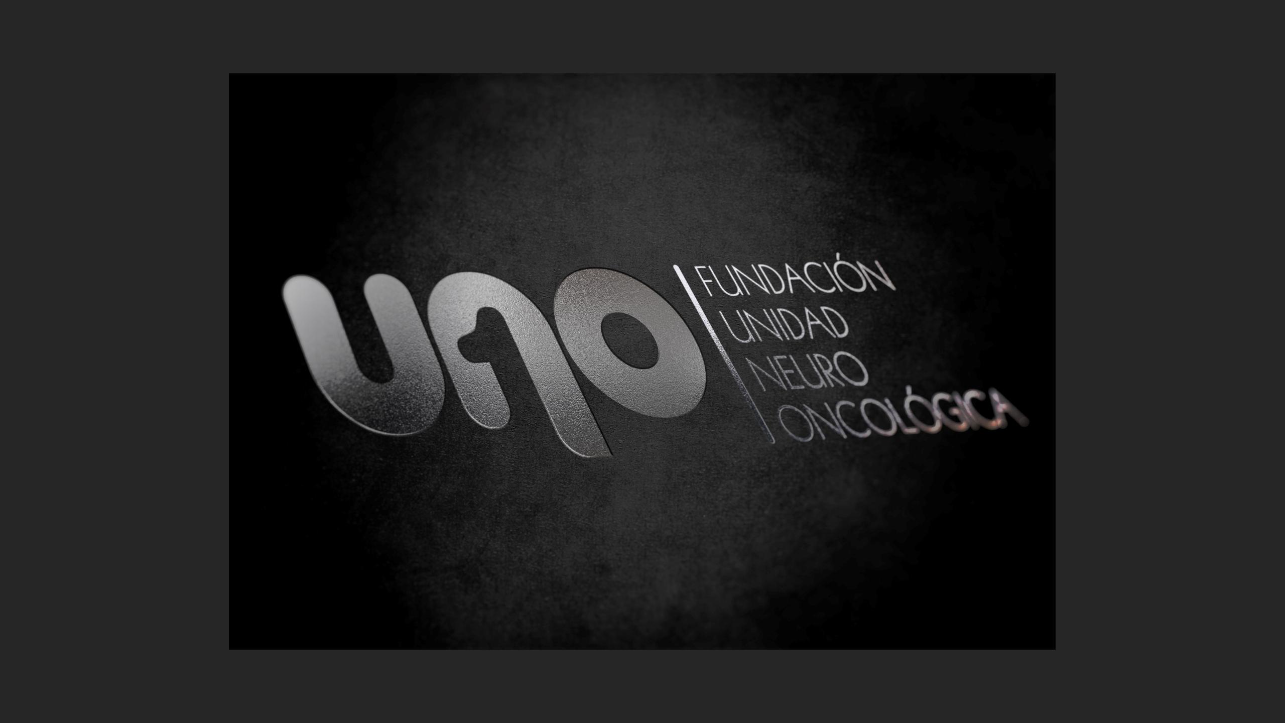 Diseño Fundación Neuro Oncológica logotipo