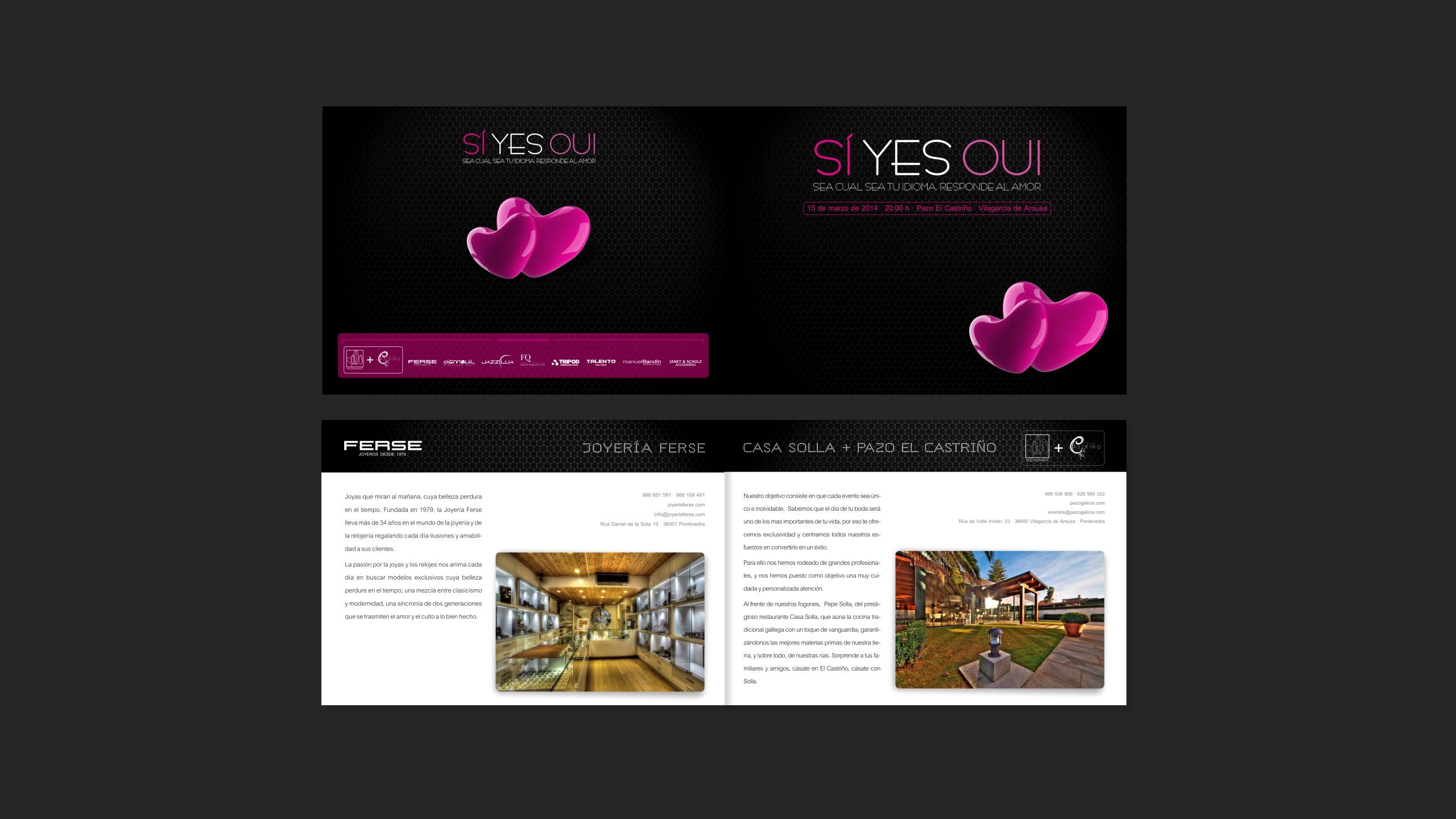 Diseño Siyesoui diseño publicacion promocional