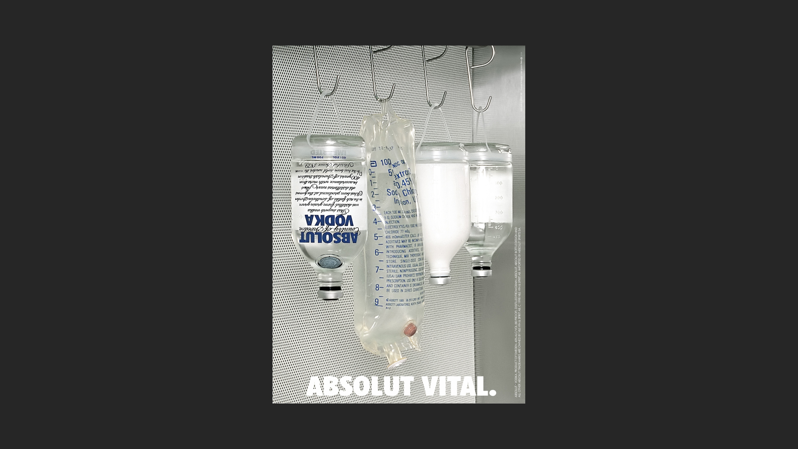 Diseño absolut vodka 3
