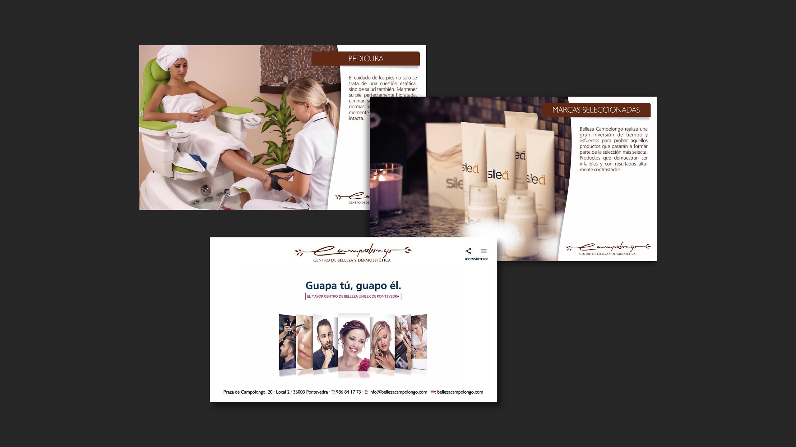 Diseño belleza campolongo catalogo servicios 3