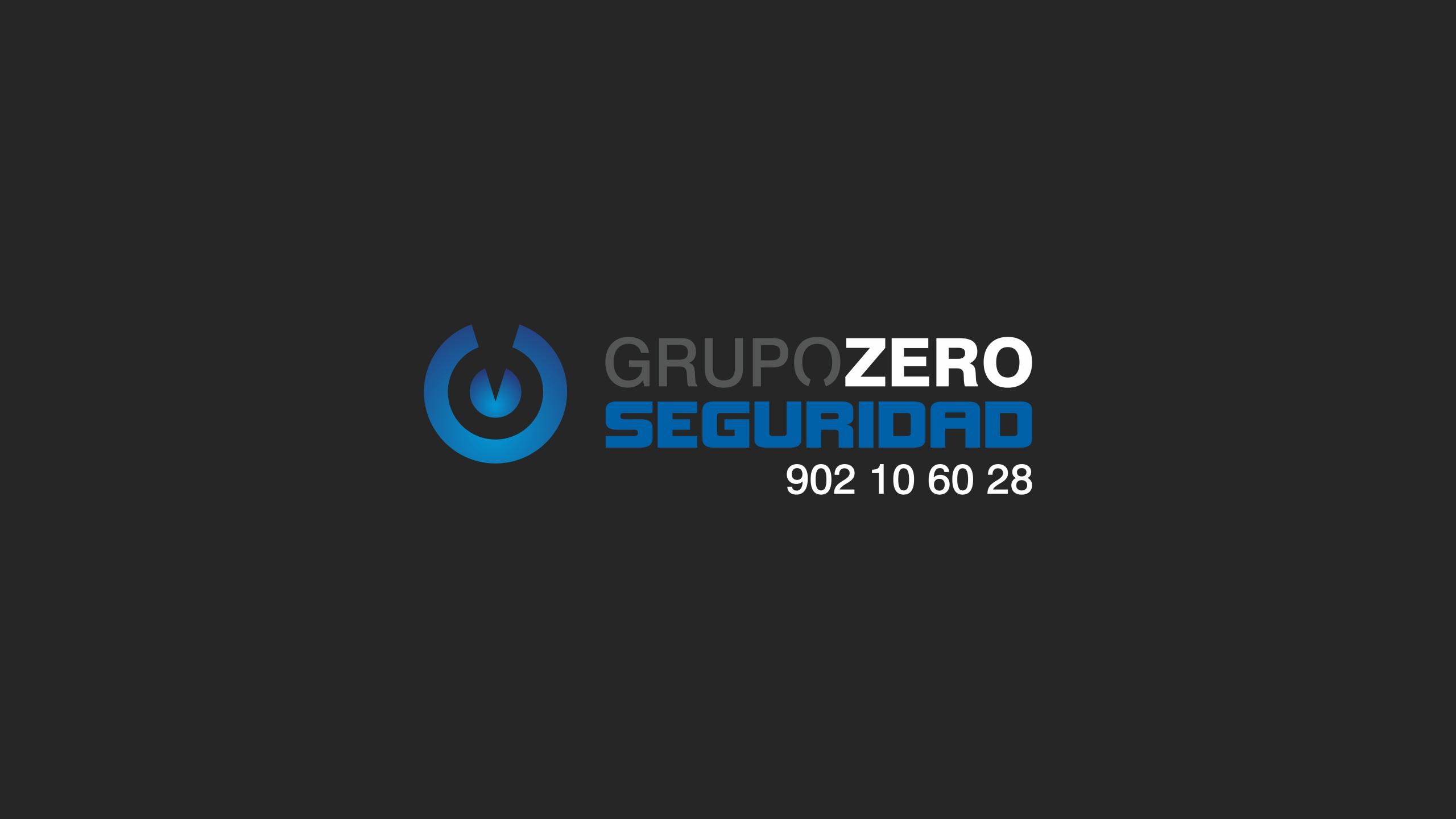 Diseño grupo zero diseño logotipo