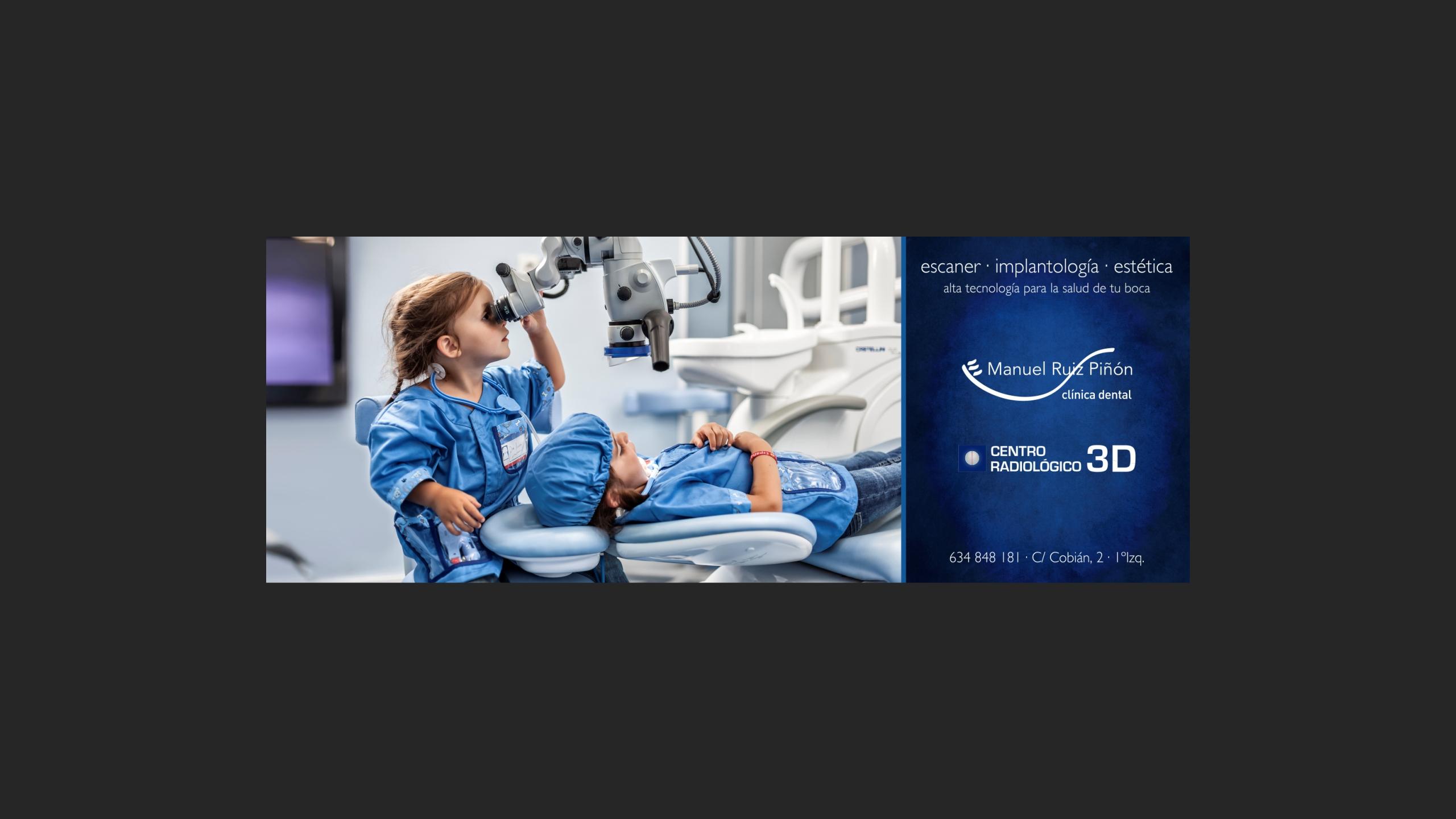 Diseño manuel ruiz clinica dental diseño valla exterior