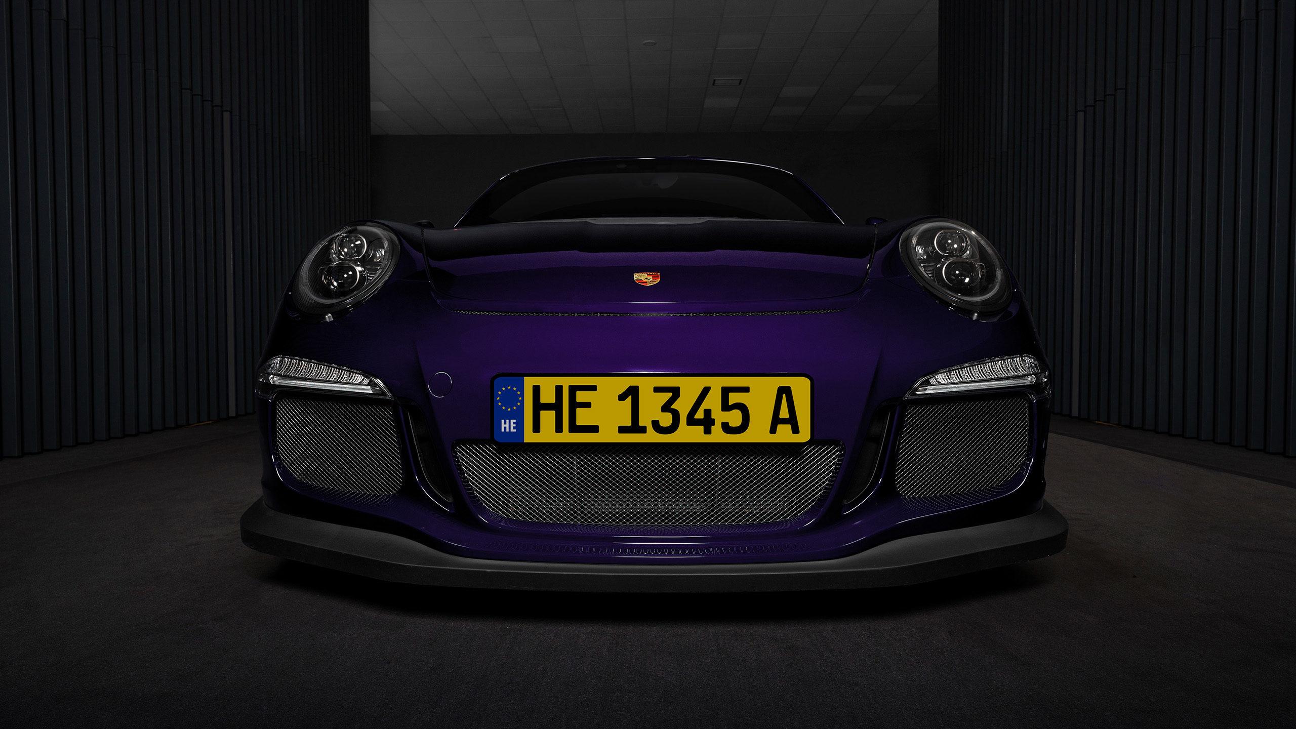 Porsche 911 GT3 RS 4