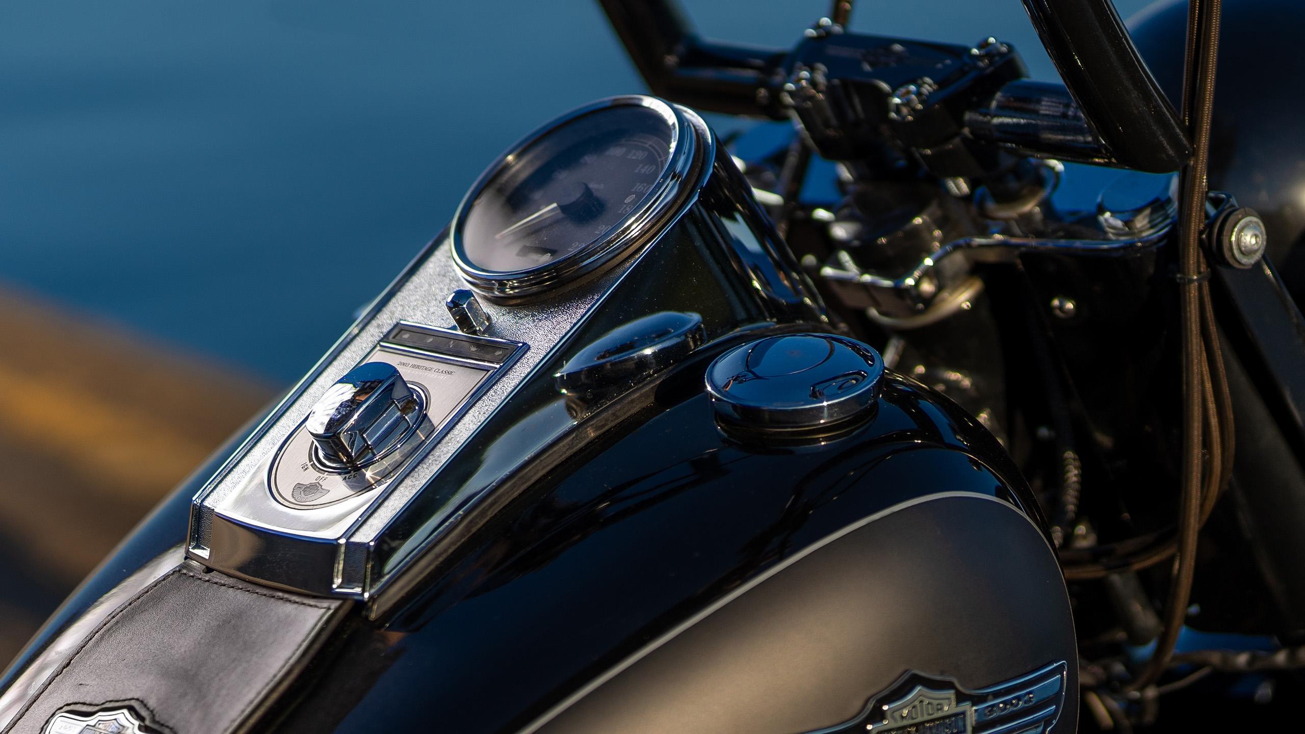 Harley Davidson Heritage Softail 4
