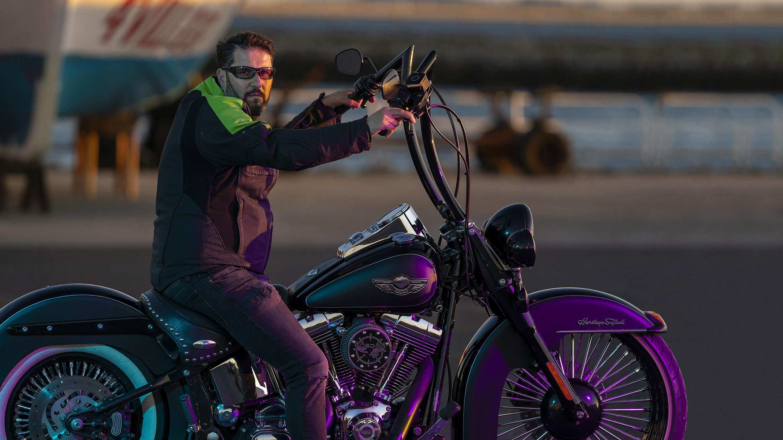 Harley Davidson Heritage Softail 6_2
