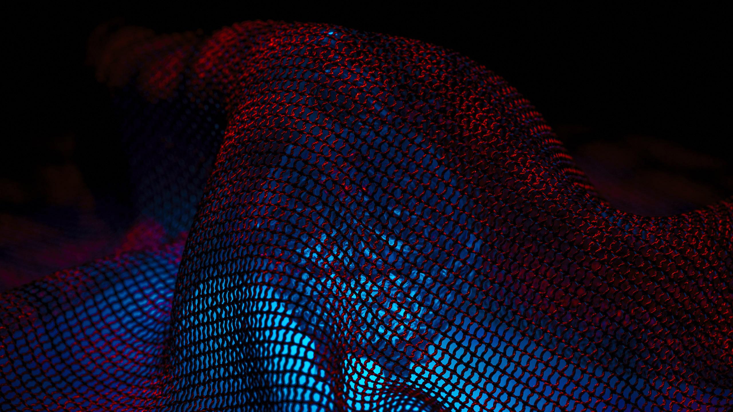 In the net 7