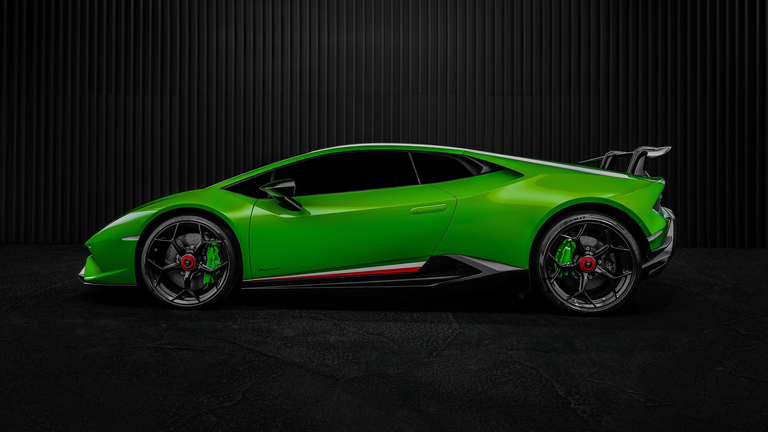 Lamborghini Huracan 4 2020